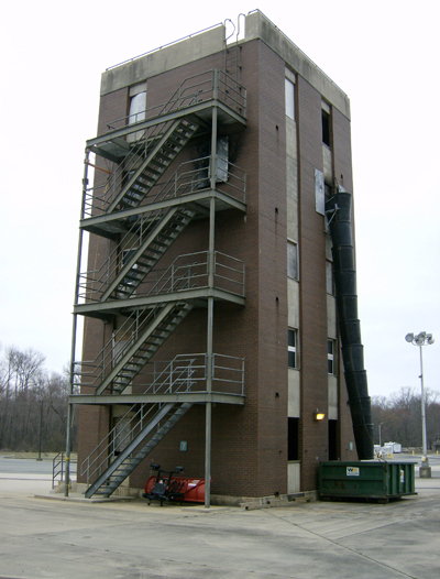 Drill Tower